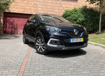 Renault Captur TCE Zen