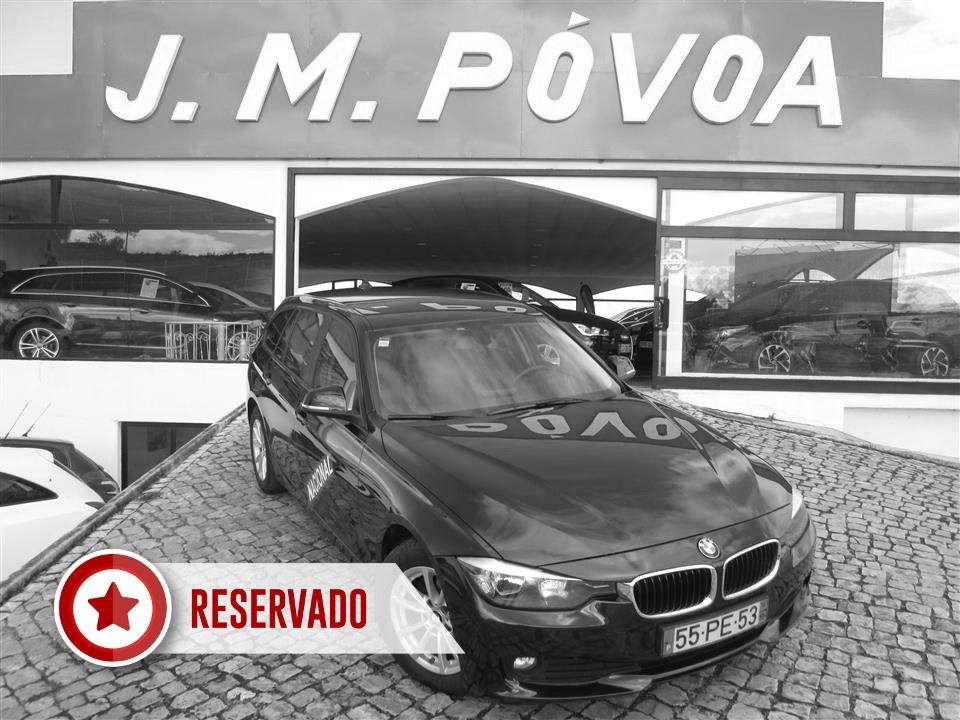 BMW Série 3 318 d Touring