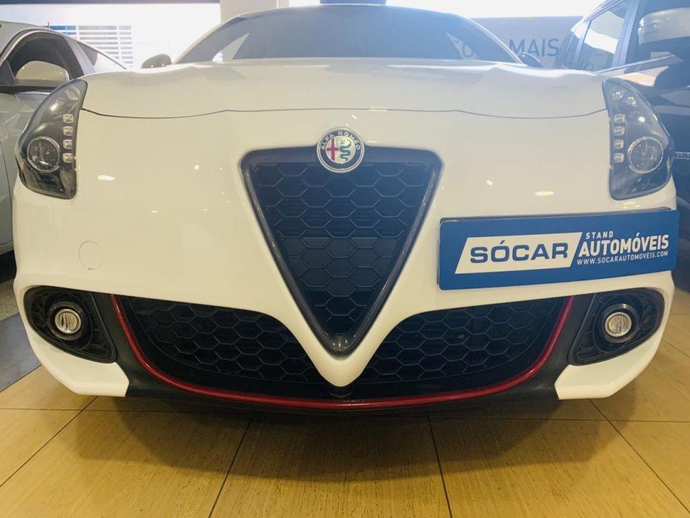 Alfa romeo Giulietta 1.6 JTDM CAIXA AUTOMATICA SPORT 120 CV