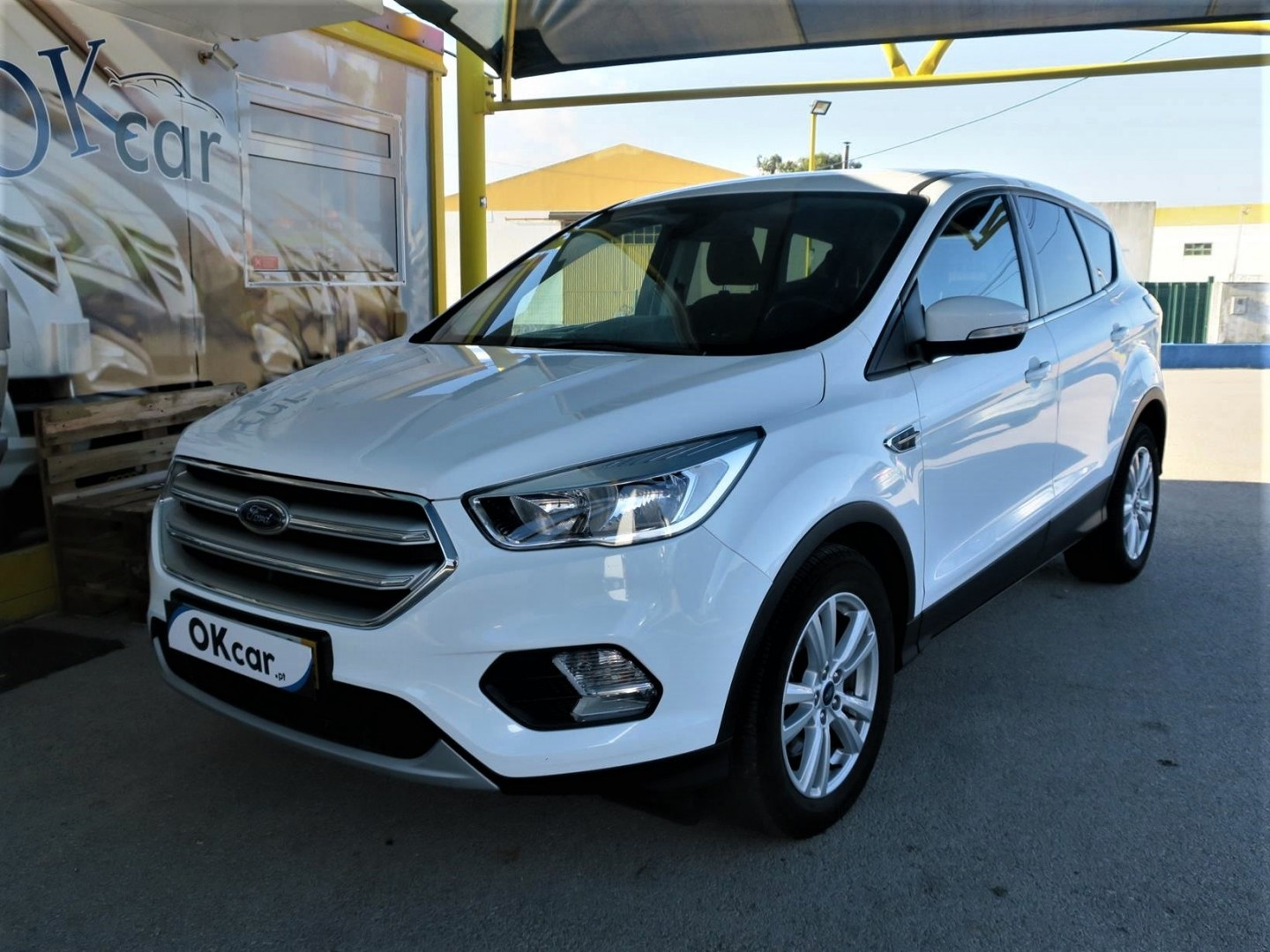 Ford Kuga 1.5 TDCi Business