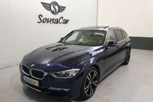 Bmw 320 dA Luxury (163cv, 5p)