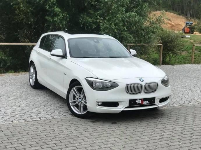 BMW 120 dA Line Urban