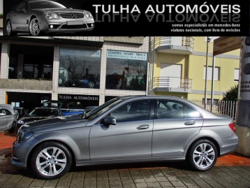 Mercedes-Benz C 220 CDI BlueEffuciency