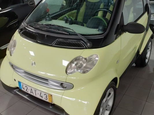 Smart ForTwo, 2005