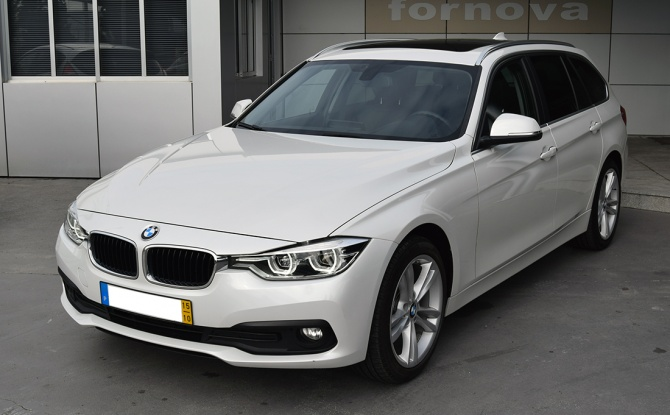 BMW 320 DA TOURING EXCLUSIVE