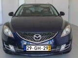 Mazda 6 6 SW MZR-CD 2.0 EXCLUSIVE