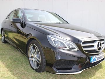Mercedes-Benz E 300 CDI Bluetec Hibryd AMG