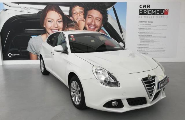 Alfa romeo Giulietta 1.6 JTDm Progression