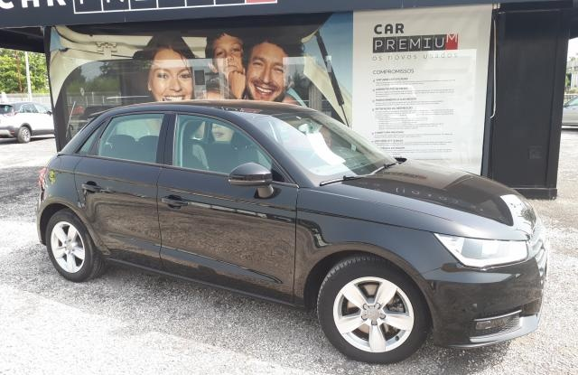 Audi A1 sportback 1.6 TDi 116cv