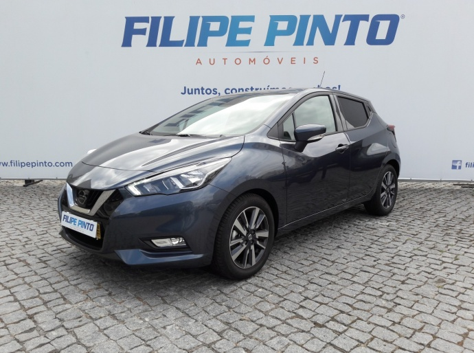 Nissan Micra 0.9 IG-T S&S Acenta GPS