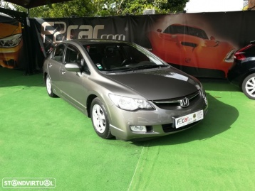 Honda Civic 1.3 IMA Hybrid Exclusive (95cv) (4p)