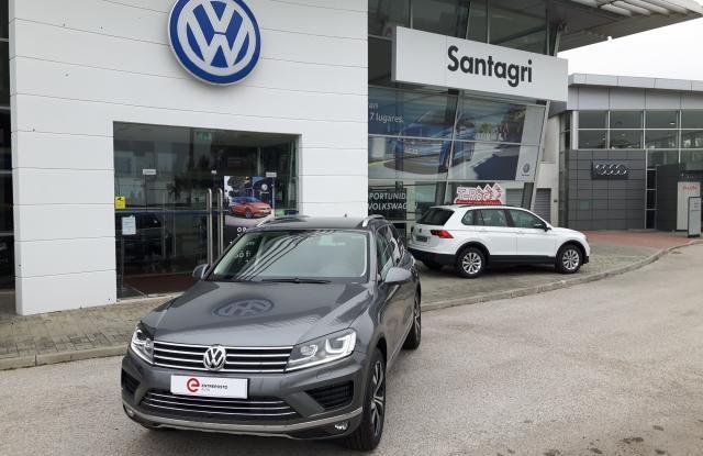 Volkswagen Touareg 3.0 TDI 262 cv Executive Edition