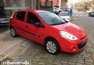 Renault Clio 1.5 dCi FAP YAHOO até 5 Anos GARANTIA
