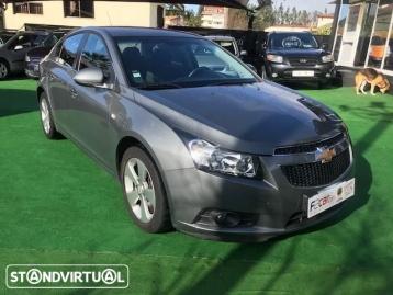 Chevrolet Cruze 1.7 VCDi LT