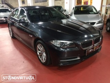Bmw 518 d Line Luxury Auto