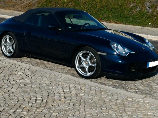 Porsche 911 (Todos) Cabrio