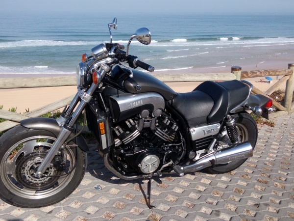 Yamaha V-Max Full-Power