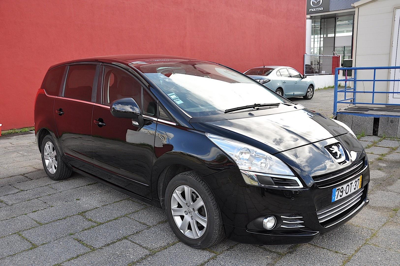 Peugeot 5008 1.6Hdi 7 Lugares
