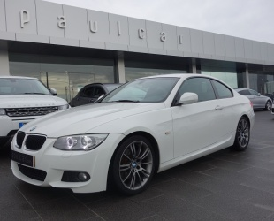 BMW 320 320 d COUPE PACK M