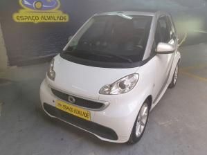 Smart Fortwo Cabrio Cdi