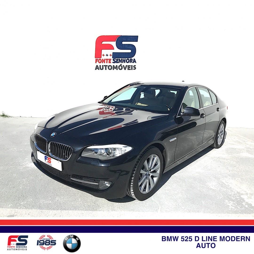 BMW 525 d LINE MODERN AUTO