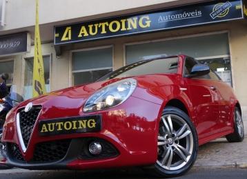 Alfa Romeo Giulietta 1.6 JTDm TCT