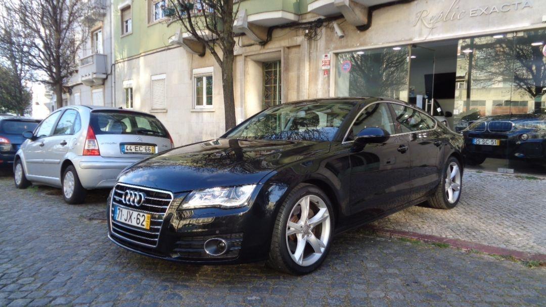 Audi A7 sportback 3.0 TDi V6 quattro S-line S tronic