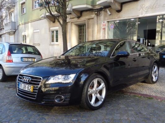 Audi A7 sportback, 2010