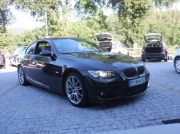 BMW 320 d Coupe Pack M