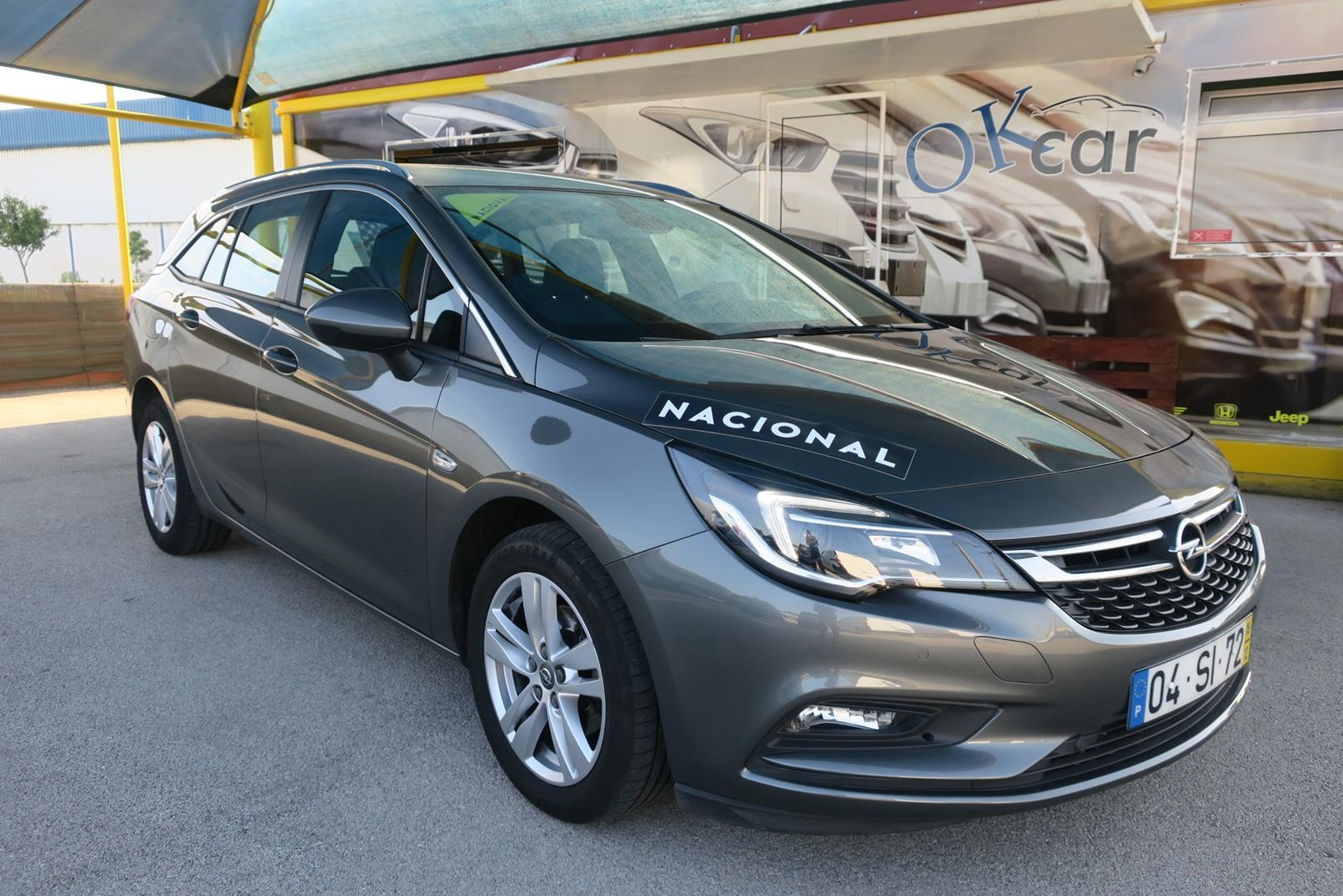 Opel Astra Sports Tourer 1.6 CDTi Dynamic GPS