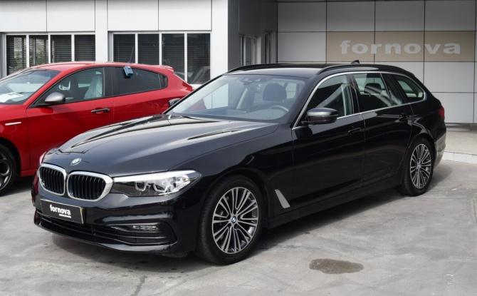 BMW 520 dA TOURING SPORT LINE