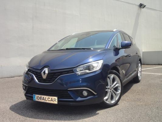 Renault Scénic, 2018