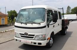Toyota Dyna M35/33 CAB/TRIPLA
