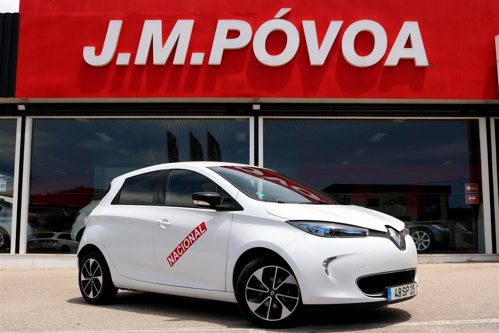 Renault ZOE Intens 40 R90 Baterias Próprias