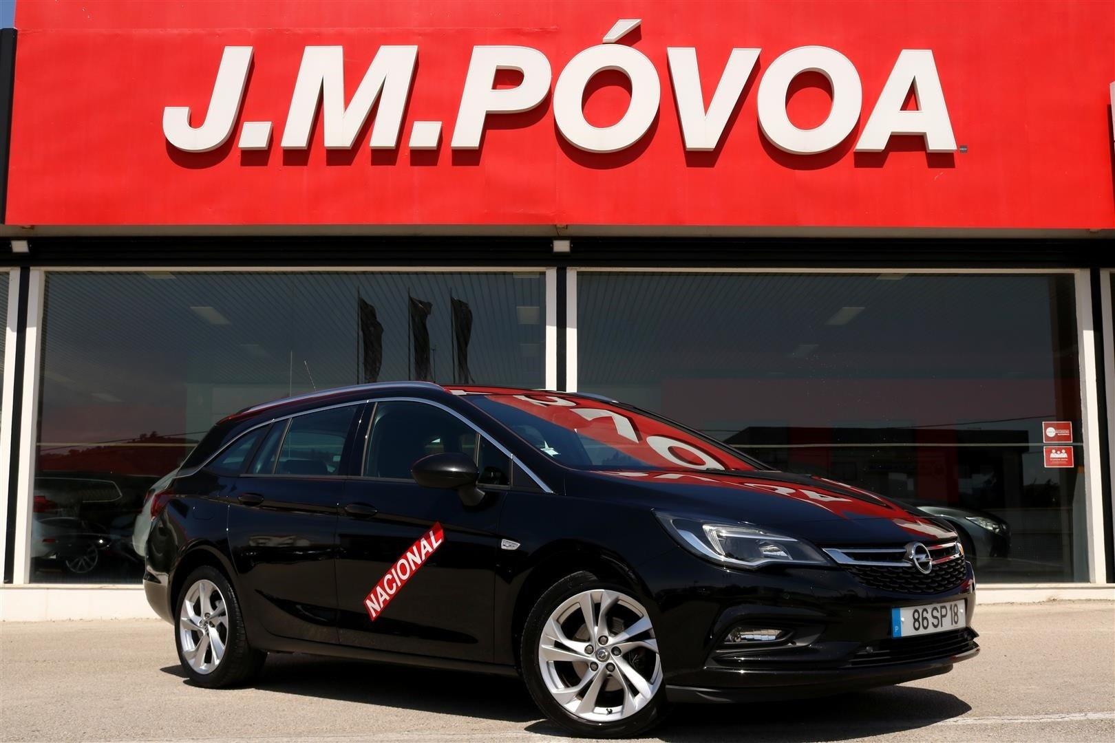 Opel Astra Sports Tourer 1.6 CDTI Dynamic SPORT 110cv