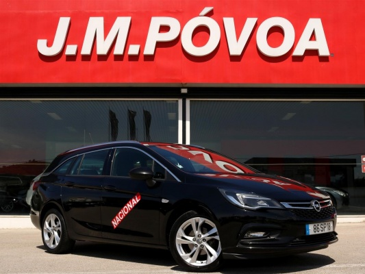 Opel Astra Sports Tourer, 2017