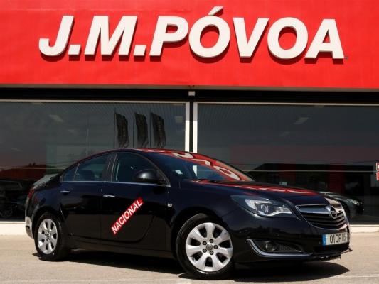 Opel Insignia, 2015