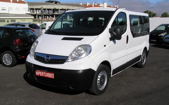 Opel Vivaro 2.0 CDTI 9 LUG