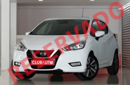 Nissan Micra 1.5 DCI TECKNA c/GPS + câmera 360 + JLL17 + Sistema BOSE (novo modelo)