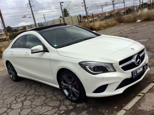 Mercedes-Benz CLA 220, 2013