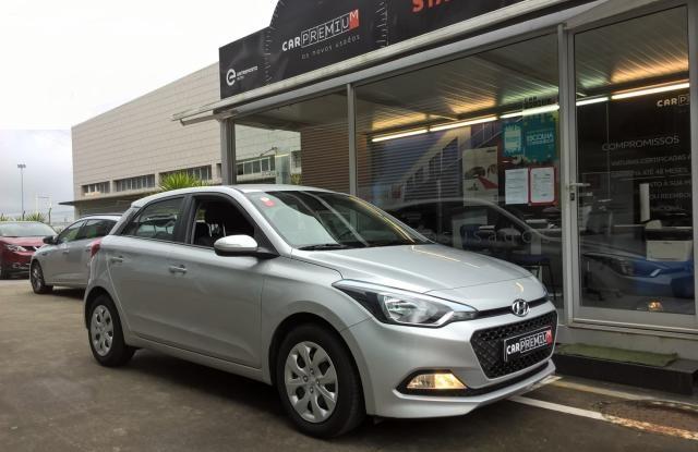 Hyundai I20 1.2 GL MPI Access