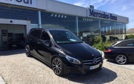 Mercedes-benz B 180 D Style Aut.
