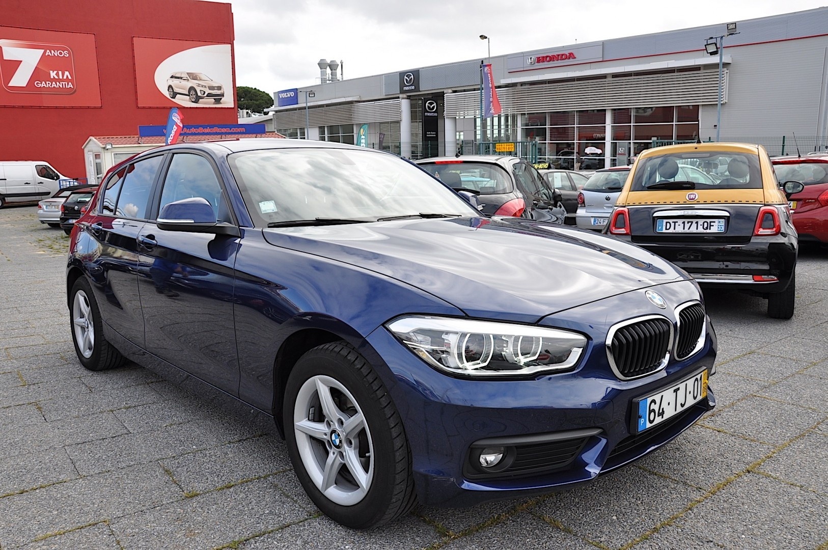 BMW Série 1 116d Cx Automatica