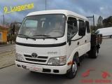 Toyota Dyna M35.33 CAB/TRIPLA
