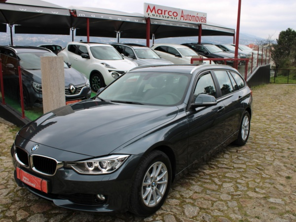 BMW 318 D Touring 143cv (NACIONAL)