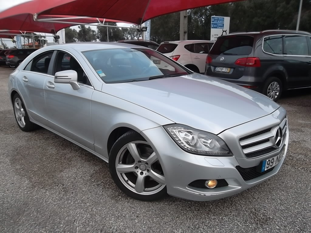 Mercedes-Benz CLS 250 BE (204 CV)