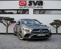 Mercedes-Benz A 180 d AMG Nacional