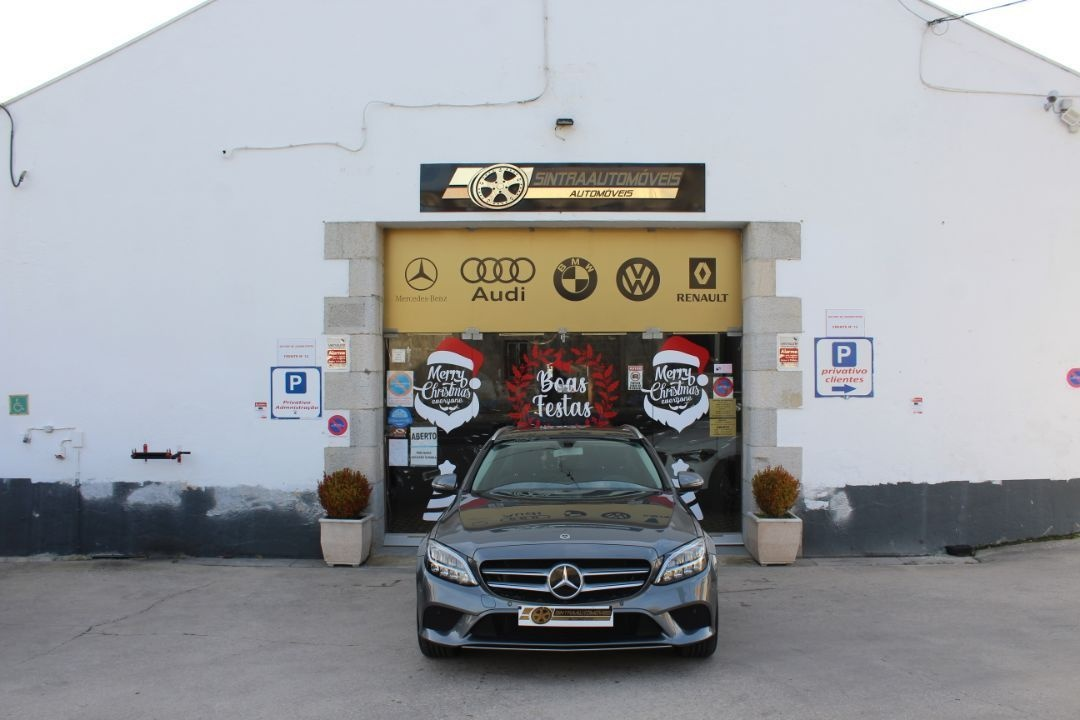 Mercedes-benz C 220 d Avantgarde