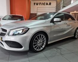 Mercedes-Benz A 180 180 cdi AMG Full Extras