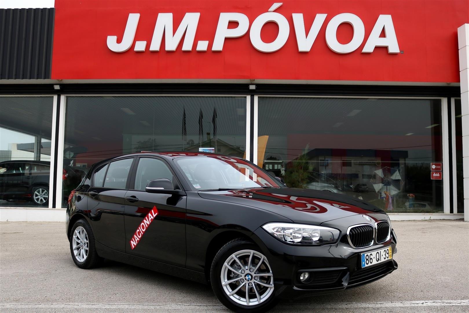 BMW Série 1 116 d Advantage Auto 116cv